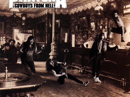 Cowboys From Hell - Pantera (1990)