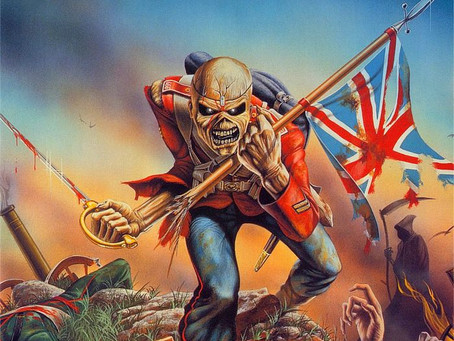 The Mask of Iron Maiden