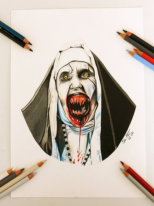 The Nun Bild