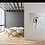 Thumbnail: Acrylbild Natur Pusteblume bunt abstrakt Neu