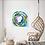 """Thumbnail: Acrylbild Kreis bunt """"Focus"""""""