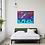 Thumbnail: Acrylbild Dots Galaxy