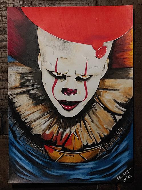 Pennywise Clown Bild