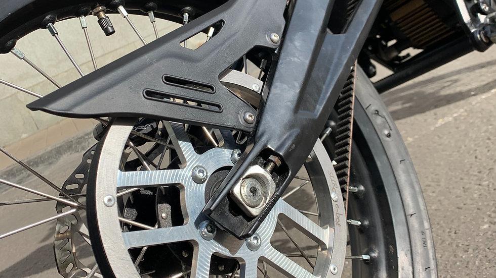 Secondary belt drive kit