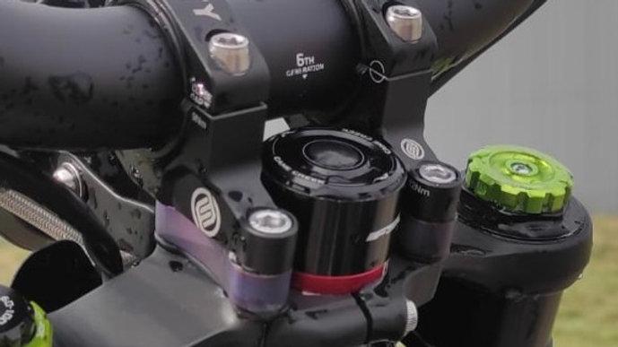 Titanium 10mm spacer
