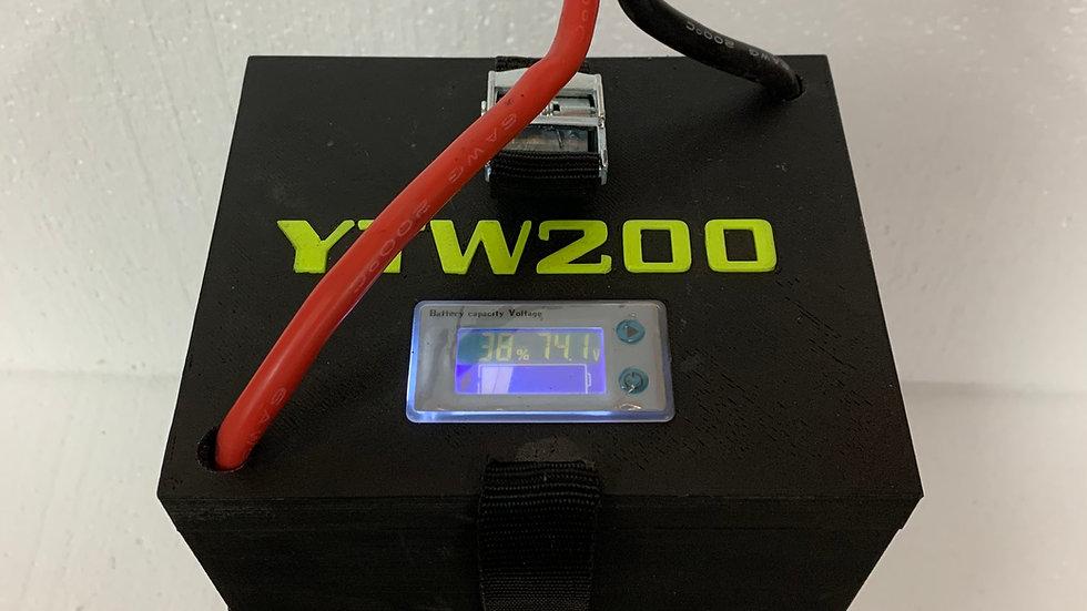 Sur-Ron 50ah72v ~19kw battery