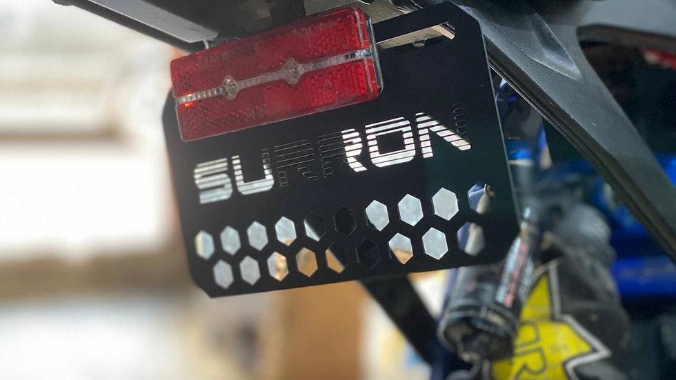 Custom numberplates