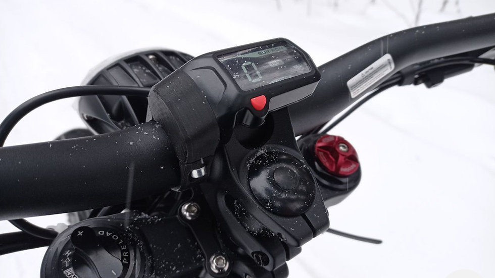 Speedometer center mount adapter