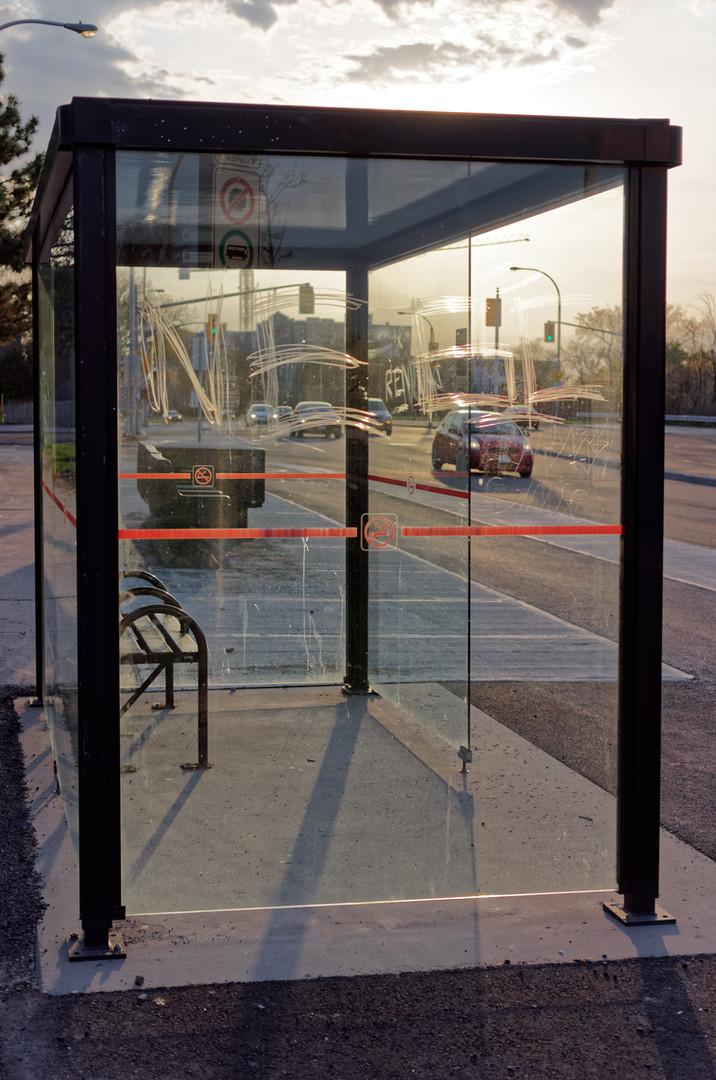 Bus stop Public space City