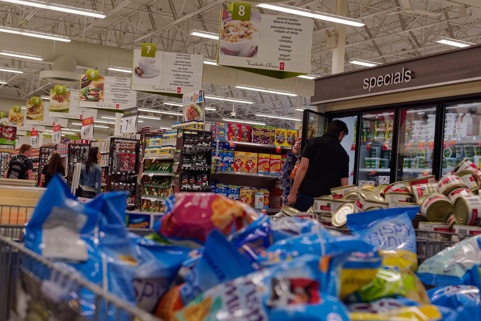 Trousmak Supermarket Retail Convenience