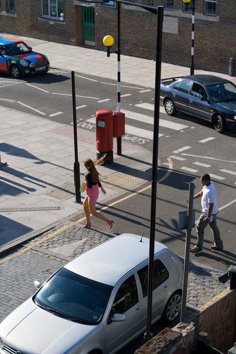Urban area Street Pedestrian Road Traffi