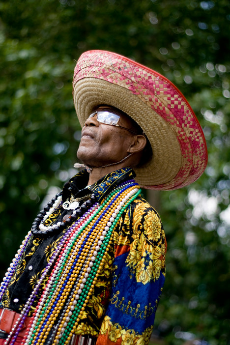 People Tribe Tradition Headgear