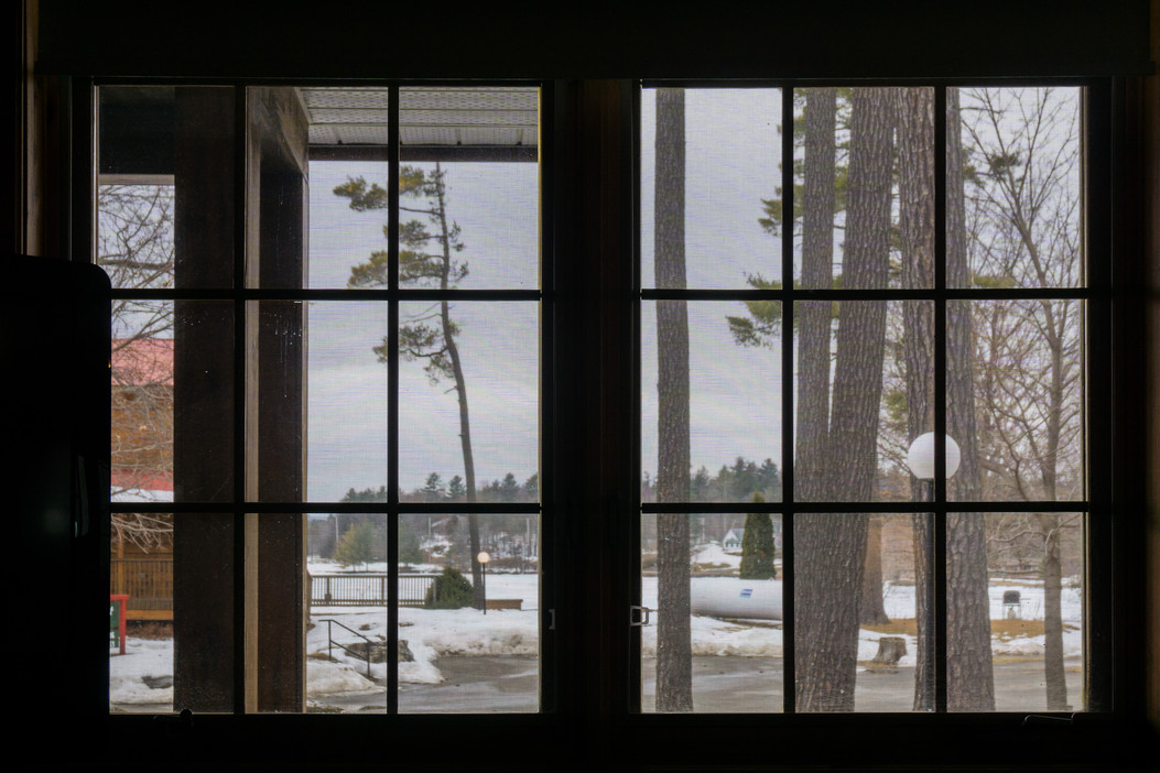 Calabogie window