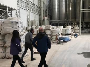 MARCONI Ceramic Tiles Factory Visit