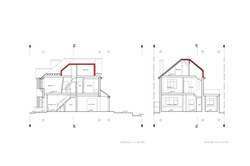Section plans