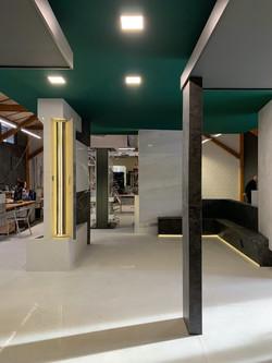 Reception / Designers area