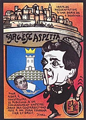 Corse série Colonna Belfort présentation