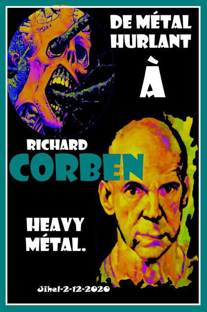 CORBEN Richard, bandes dessinées.jpg