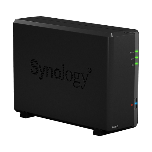 Installation Serveur Synology TPE