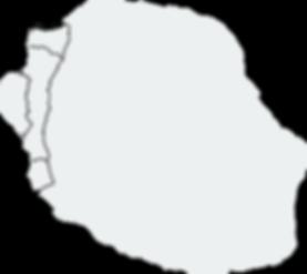 Logo la réunion, réparateur informatique et mobile 974, déplacement, zone