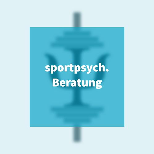1x Sportpsychologische Beratung