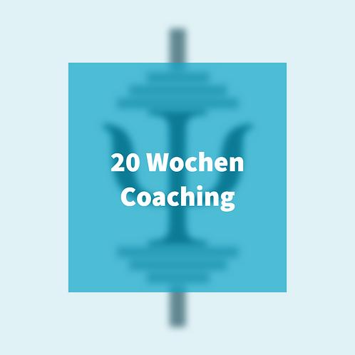 20 Wochen Coaching