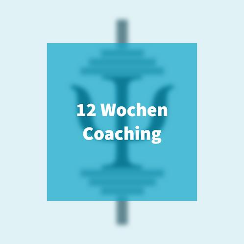 12 Wochen Coaching