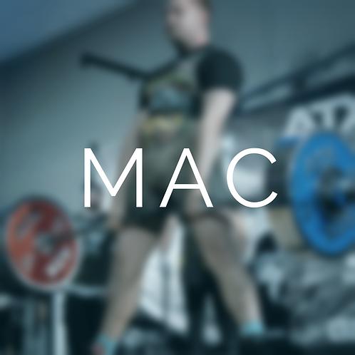 MAC: sportpsychologisches Trainingsprogramm