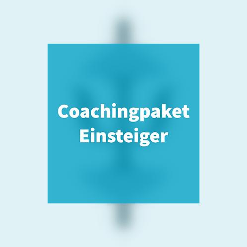 Coachingpaket Einsteiger (10 Wochen)