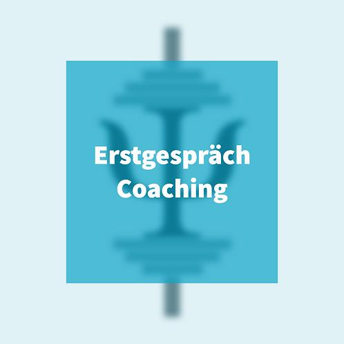 Erstgespräch Coaching - kostenlos