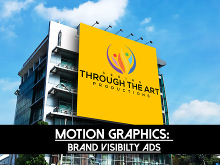 Motion Graphics Ads