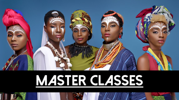 MASTER CLASSES: The Arts Series