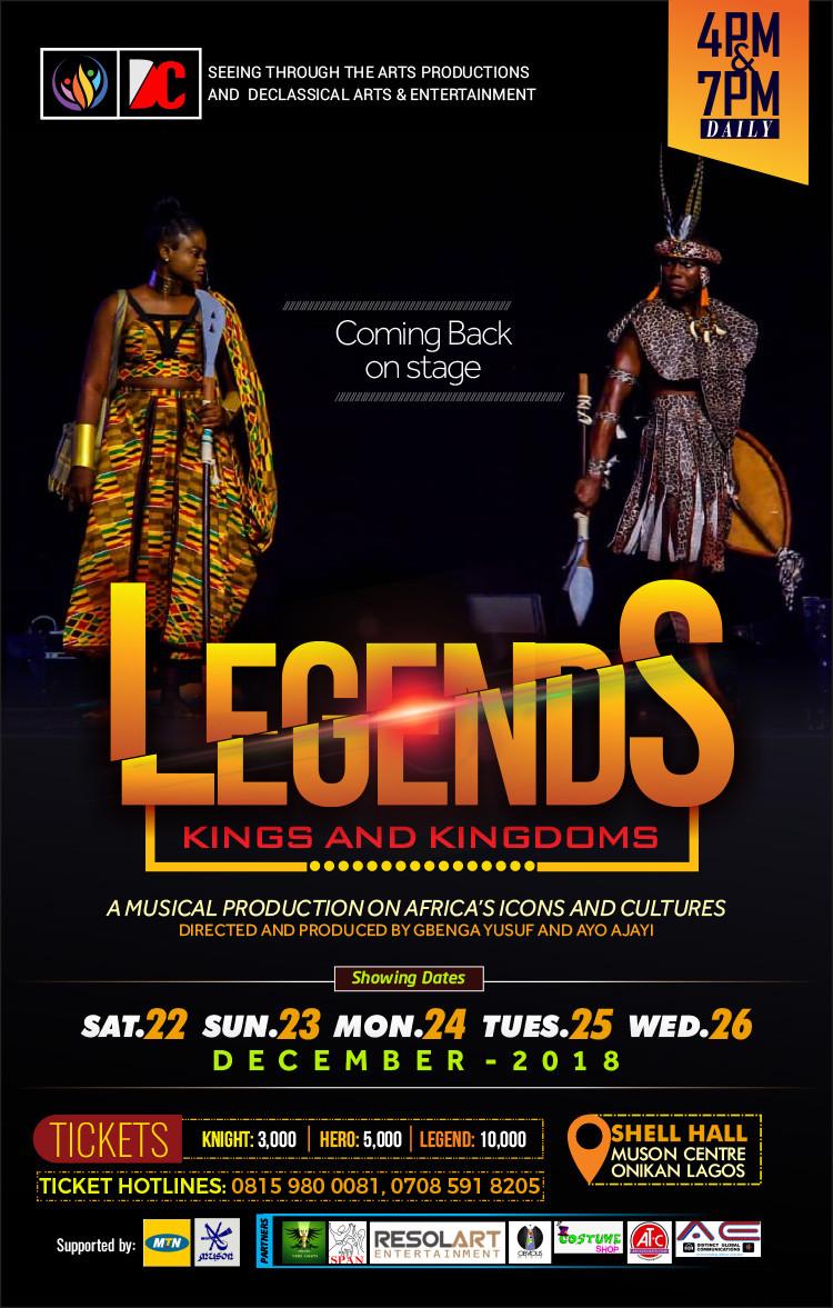 Legends December