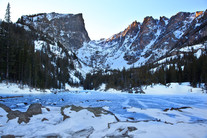 Dream Lake - Rocky Mountain National Park