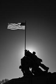 Iwo Jima Statue - DC