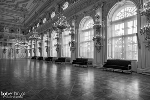 Prague Castle Room