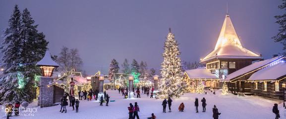 Christmas Village Rovaniemi