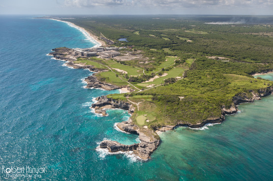 Punta Cana Coastline