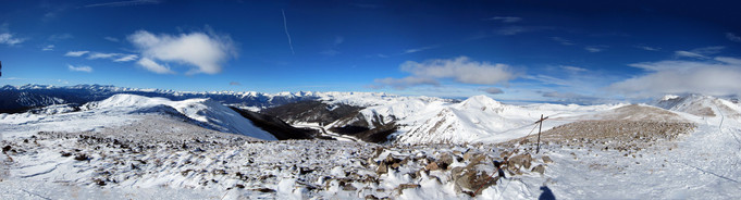 Loveland Ski Area Summit