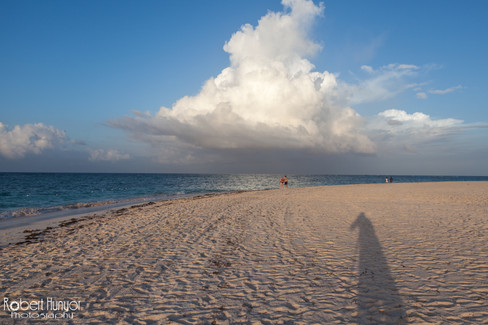 Storm Building in Punta Cana