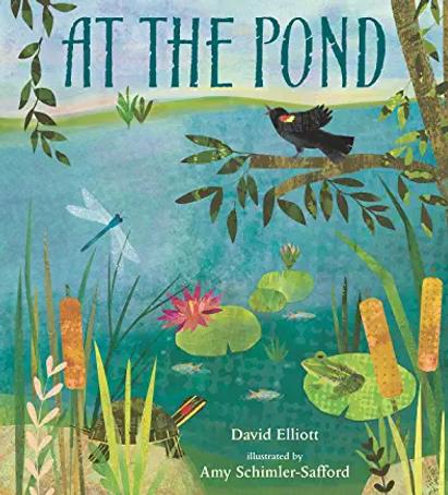 At the Pond..webp