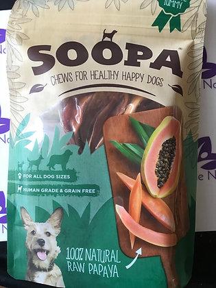 Soopa Dog Treat - Papaya