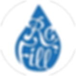 refill here logo