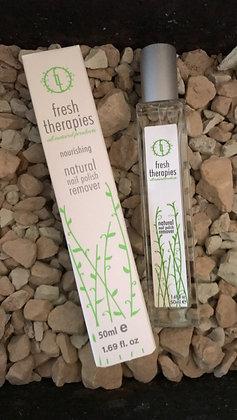 Fresh Therapies nail polish remover
