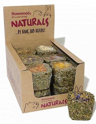 Naturals small animal gnaw pots