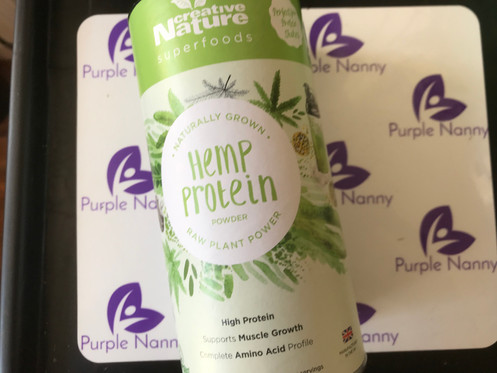 Creative Nature Hemp Protein