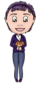Purple Nanny Dorset