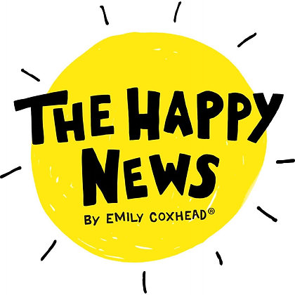 The Happy News newspaper