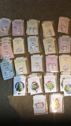 Eco Christmas Cards
