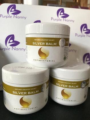 antibacterial l silver balm